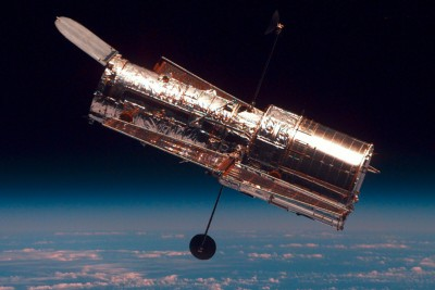 The Hubble Space Telescope was developed as a joint project between NASA and the European Space Agency (ESA) © NASA.